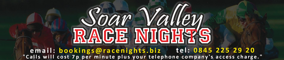 Soar Valley Race Nights